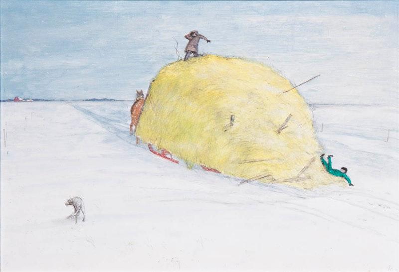 Prairie Winter Mishap Image 1