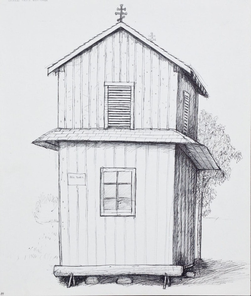 Chipman Church Bell Tower Image 1