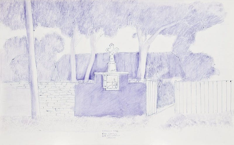 Shrine of Dymytro F. Kurelek Image 1