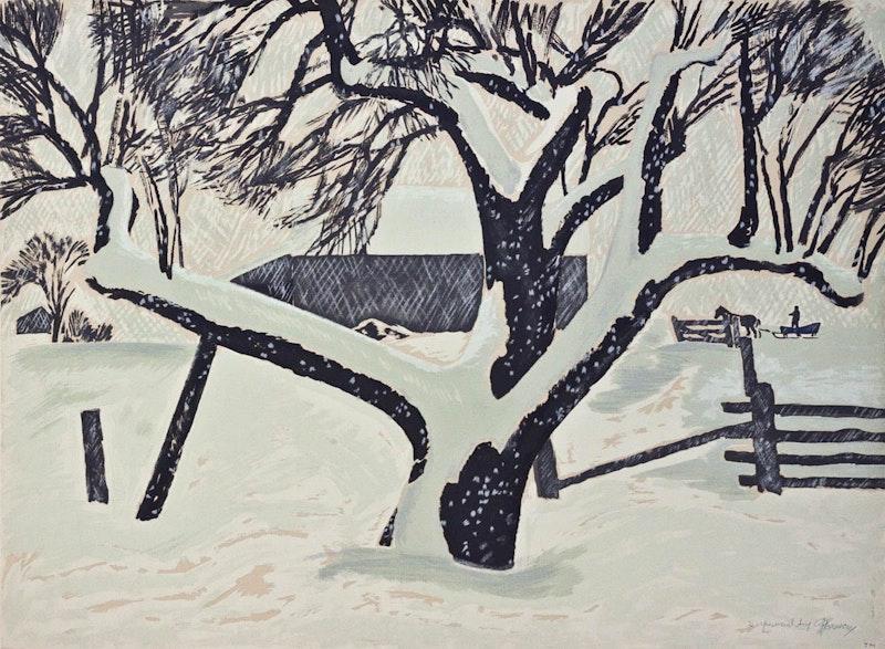 Snow Storm Image 1