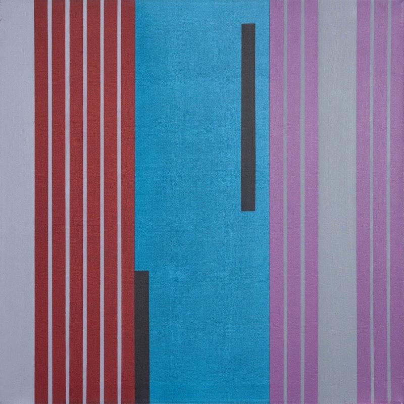 Composition 73105 (red, blue, violet) Image 1
