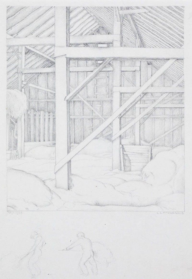 Hay Loft Image 1
