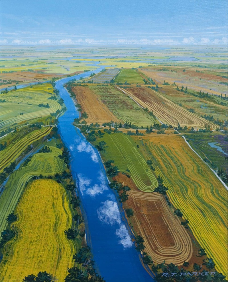 Prairie Patterns Image 1