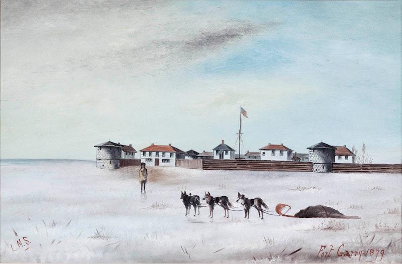 Fort Garry 1879 Image 1