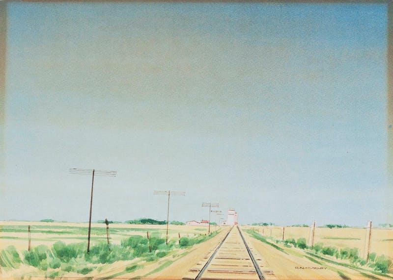 Prairie Rail Line Image 1