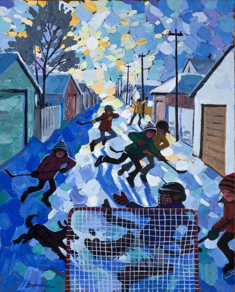 Street Hockey Image 1