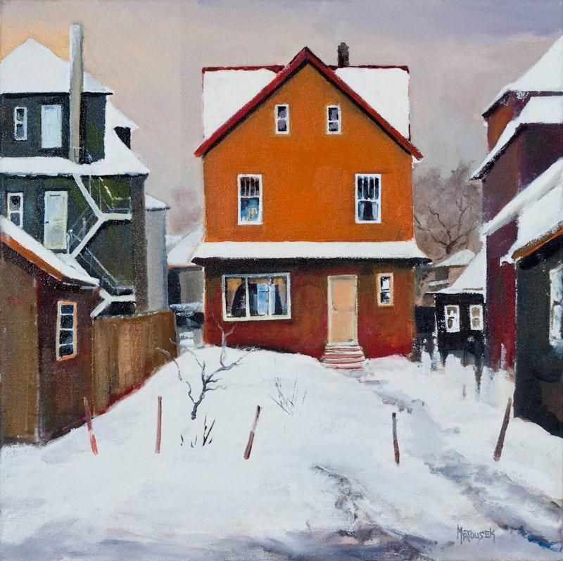 Winter Path Image 1