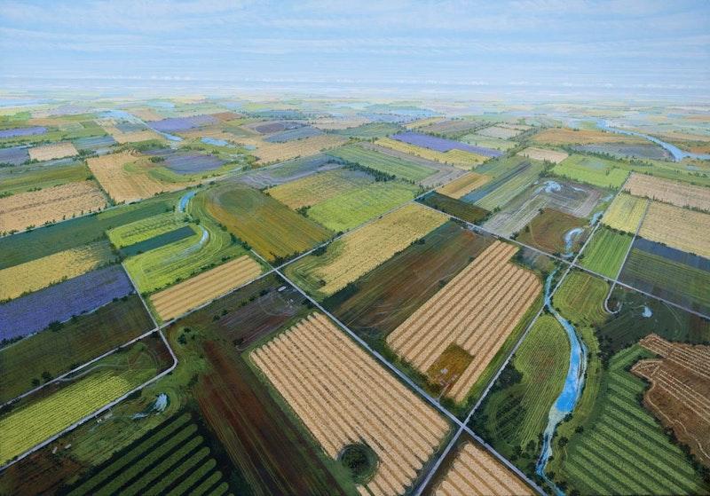 Prairie, So Near So Far Image 1