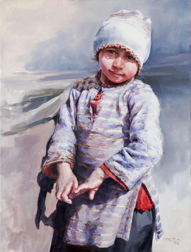 Nepal Girl Image 1