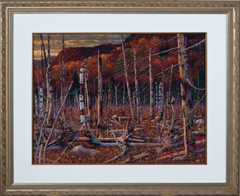 Untitled Fall Landscape Thumbnail 2