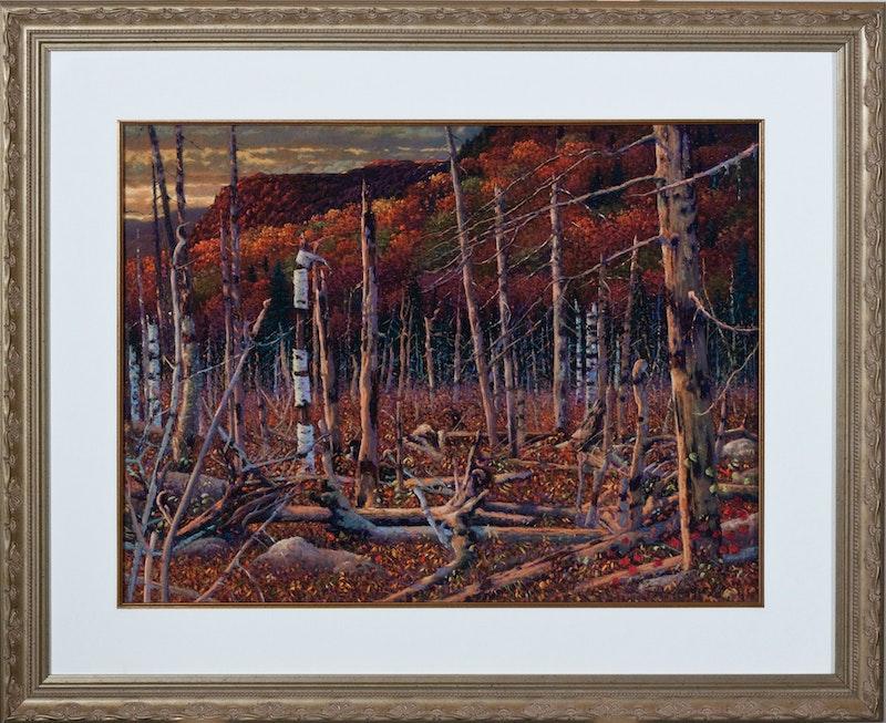 Untitled Fall Landscape Image 2