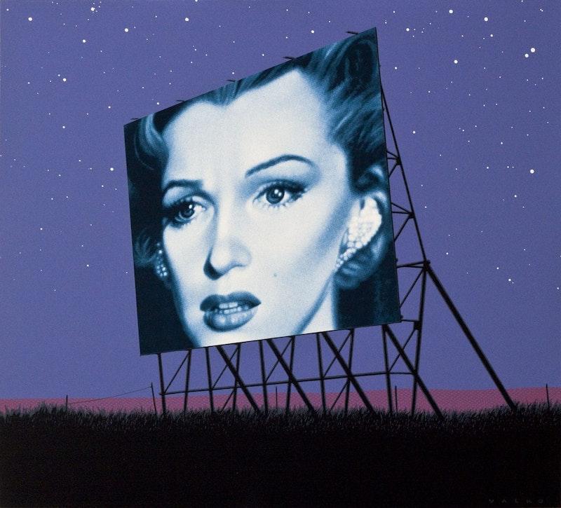 Marilyn Visits the Prairies  7/30