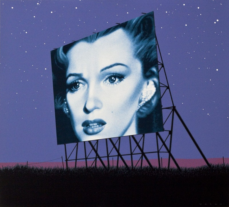 Marilyn Visits the Prairies  7/30 Image 1