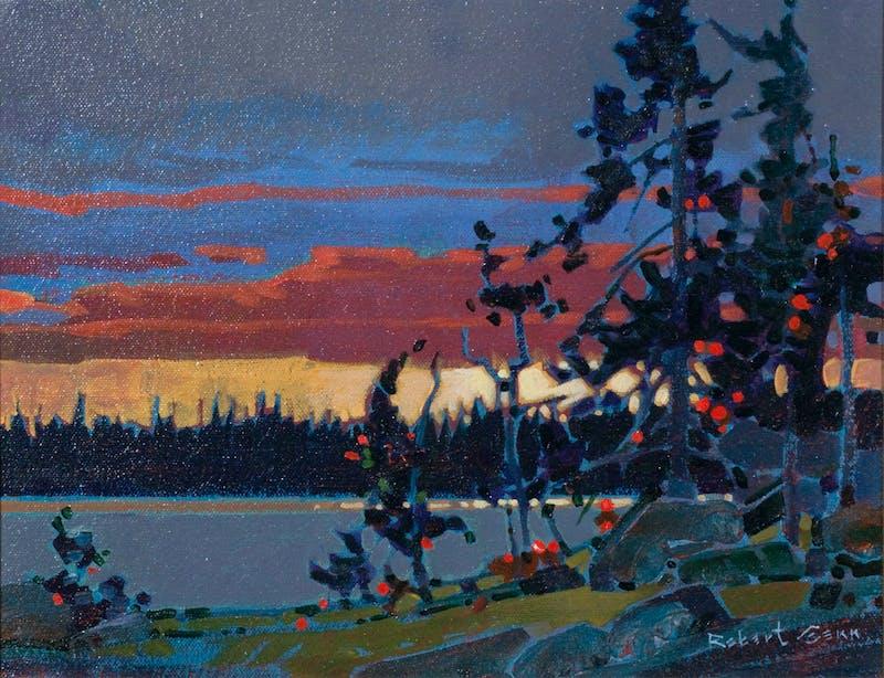 Late Light, Heenan Point, LOTW Image 1
