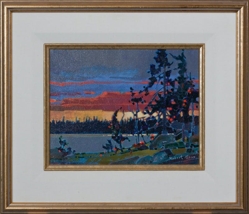 Late Light, Heenan Point, LOTW Image 2