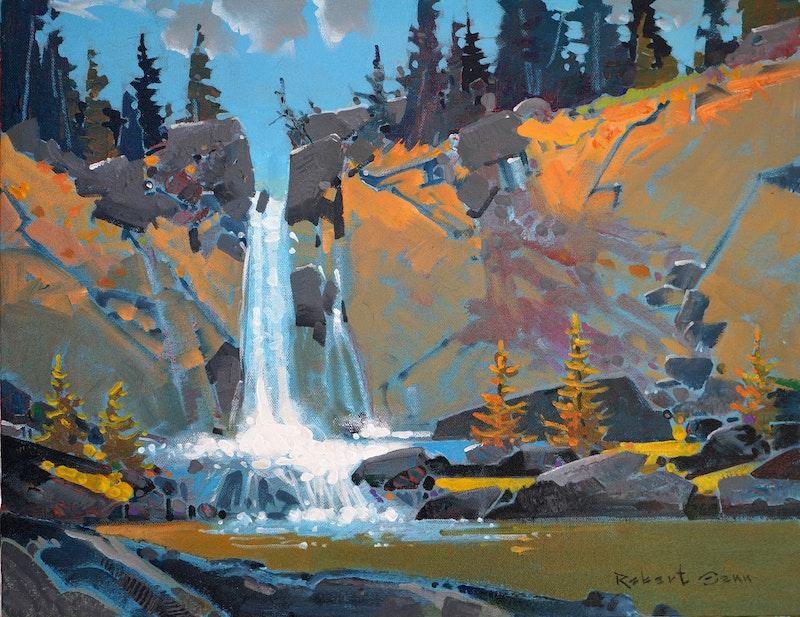 Nicola Falls Image 1
