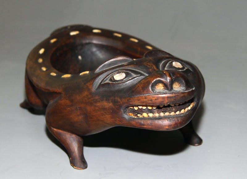 Beaver Grease Bowl Image 2