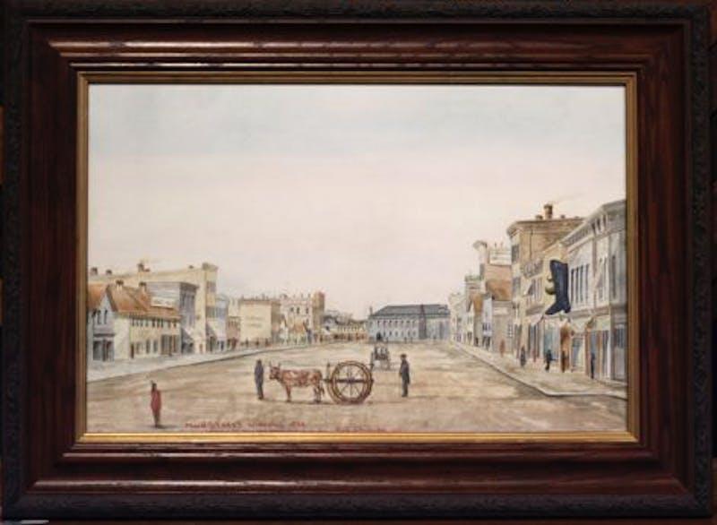 Main Street, Winnipeg (Looking Toward William from Portage) Image 2
