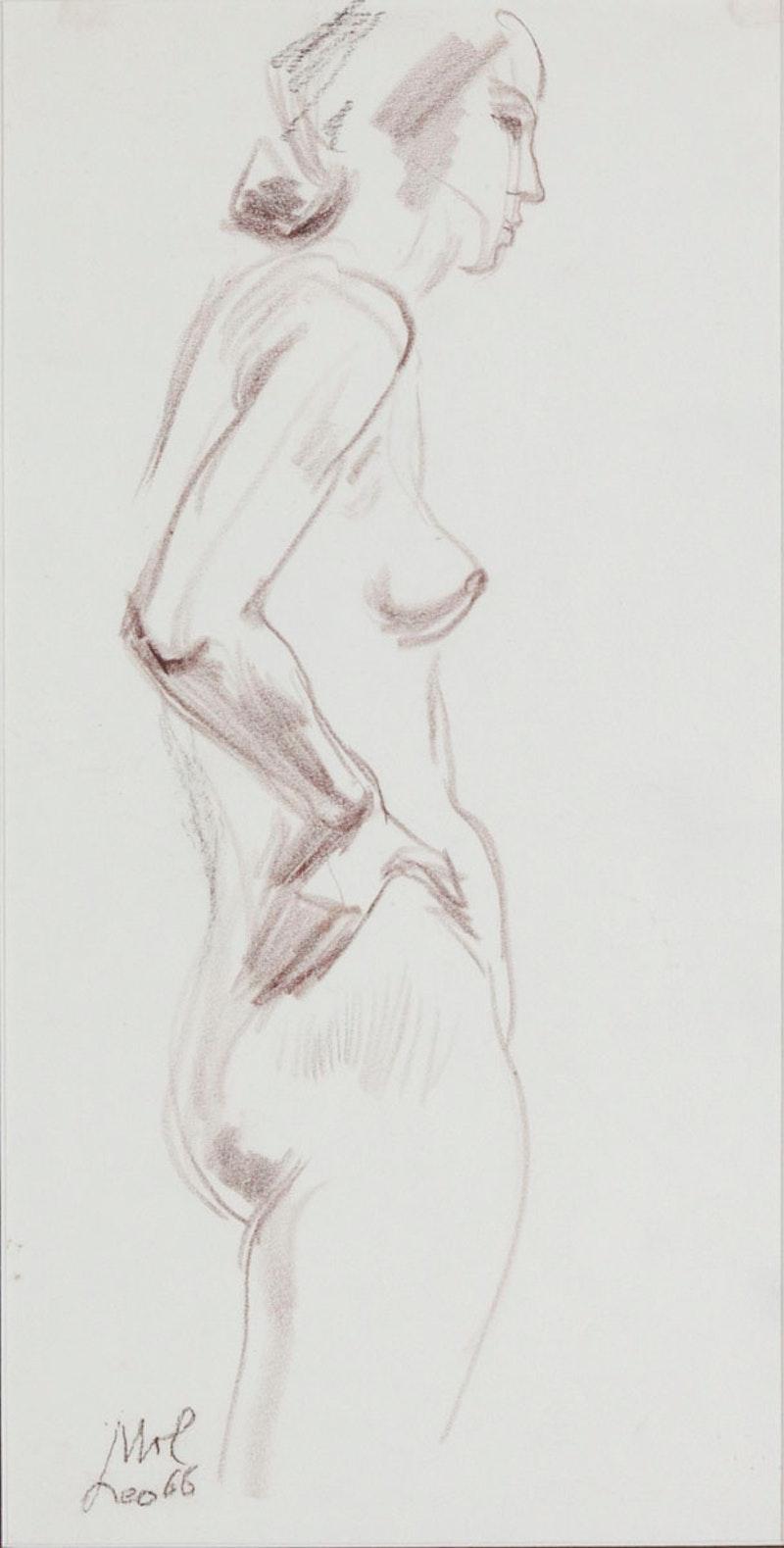 Nude Torso aw25594 Image 1