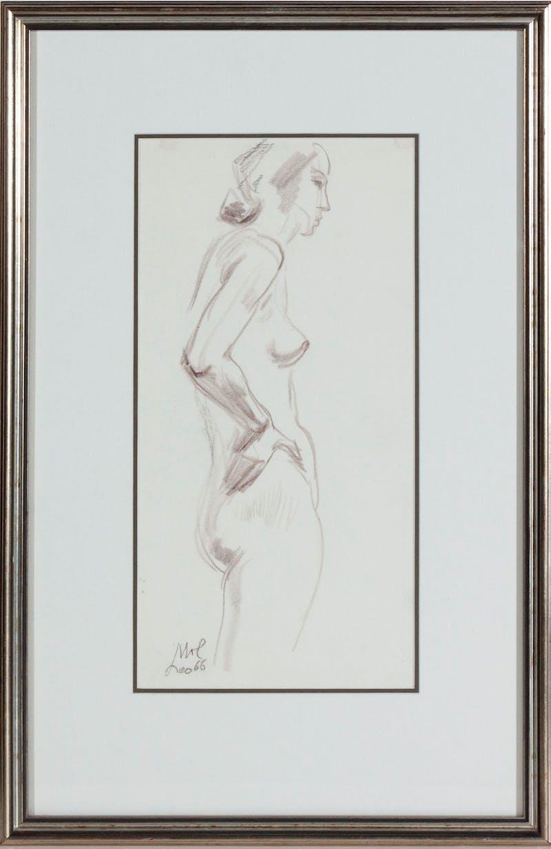 Nude Torso aw25594 Image 2