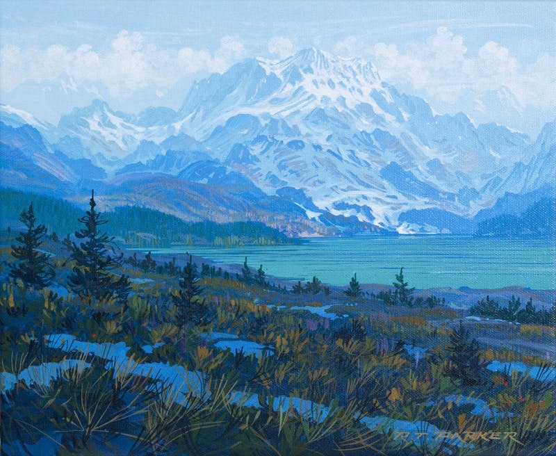 Glacial Lake Image 1