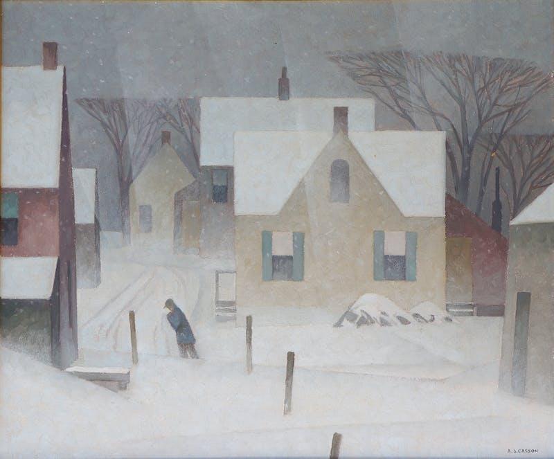 Snowstorm Image 1
