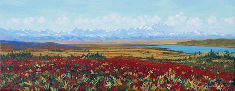 Denali Mt. McKinley Image 1