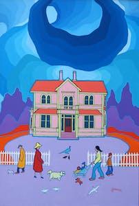 Emily Carr's House