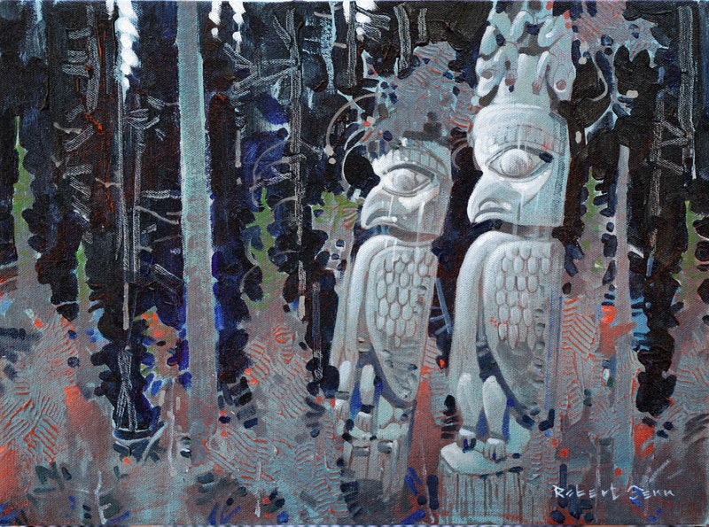 Ghosts of the Skeena Forest Image 1