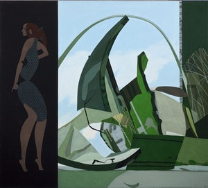 Green Ledge (Personal Mythologies)