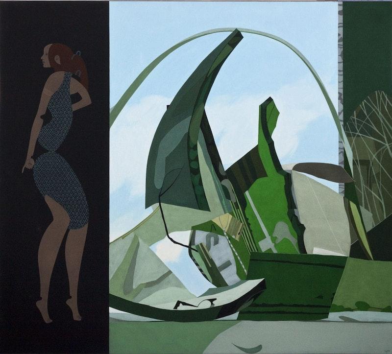 Green Ledge (Personal Mythologies) Image 1