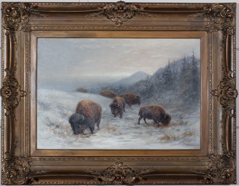 Winter Grazing Image 3