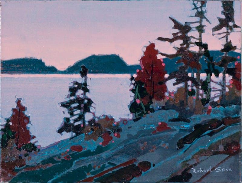 Lake Joseph Ontario