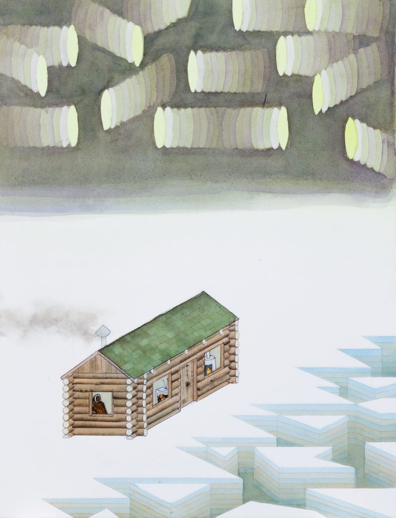 Waterfront Cabin Image 1