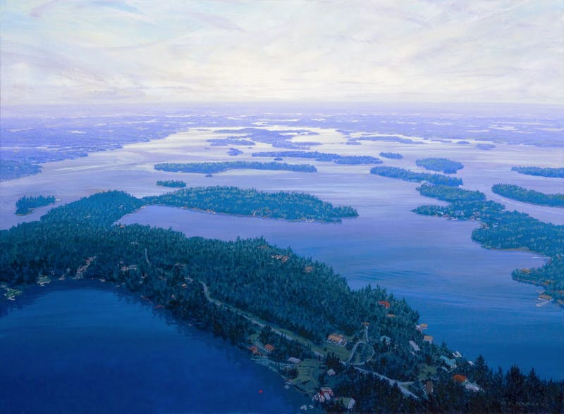 Turnbull Island (Looking East Toward Kenora) Image 1