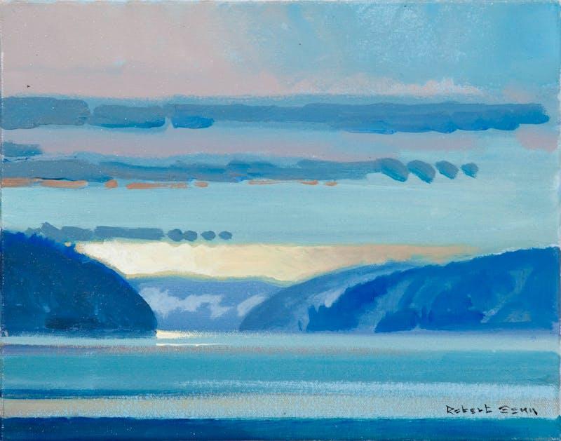 Morning Desolation Sound, May 27, 2010 Image 1