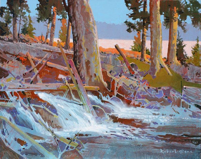 """The Eternal Spring"" Unnamed Creek LOTW"