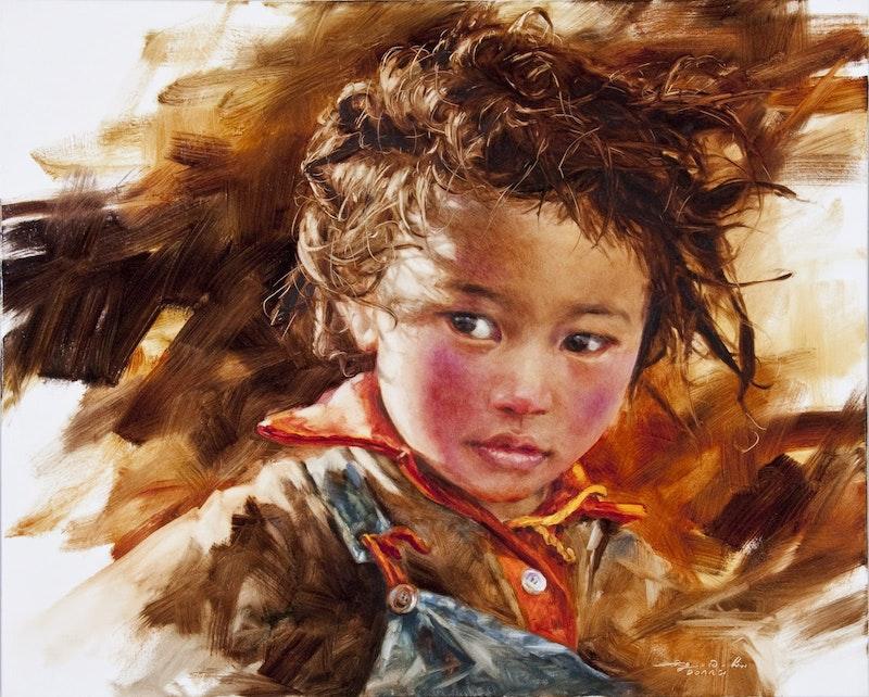 Sunlit Boy Image 1