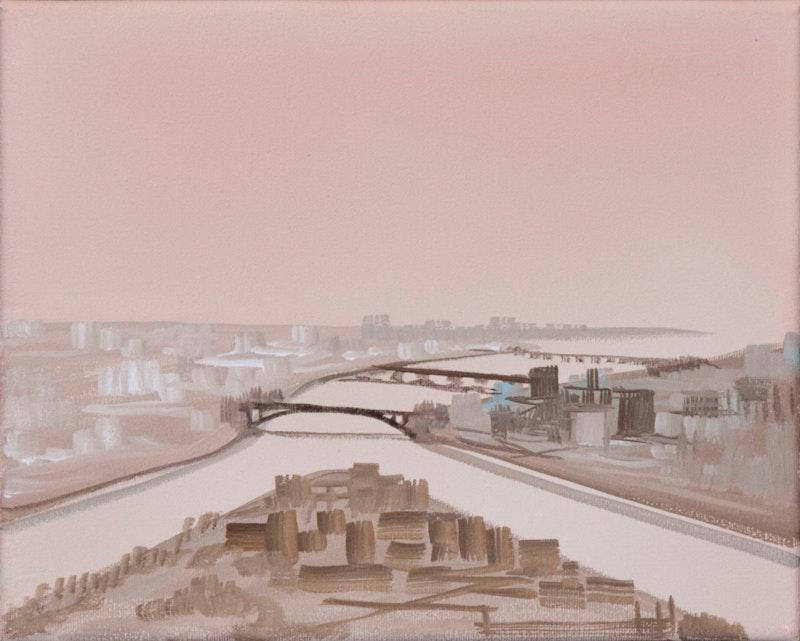 Satellite Cities (Bridges) Image 1