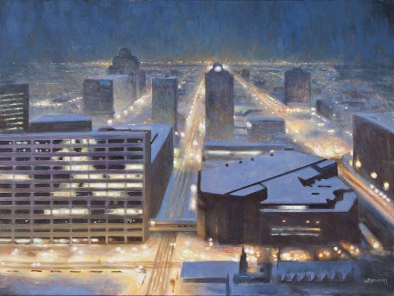 Winnipeg Snowstorm Image 1