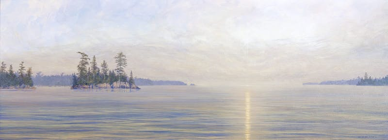Sublime Lake of the Woods Image 1