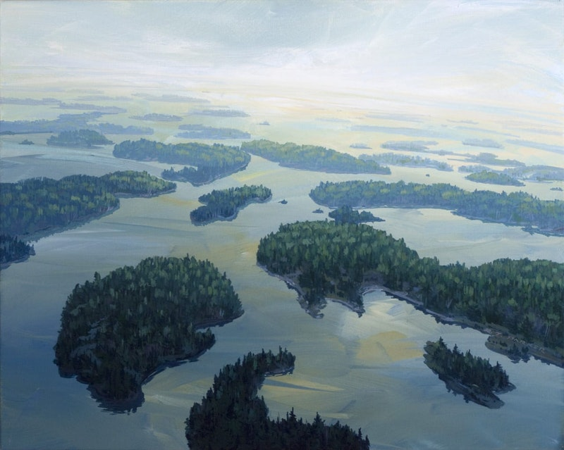 Islands, LOTW (South of Crow Rock) Image 1