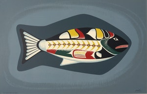 King Salmon - North Pacific Coast