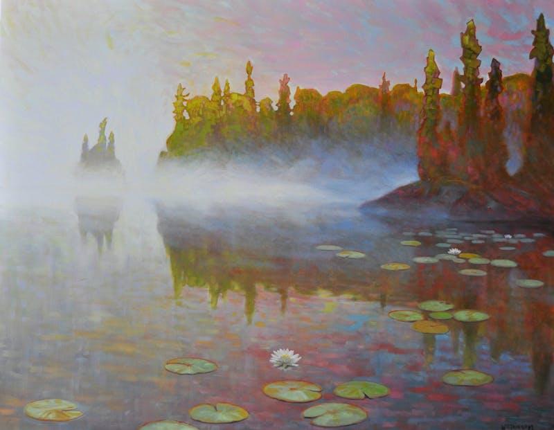 Mystic Morning Image 1