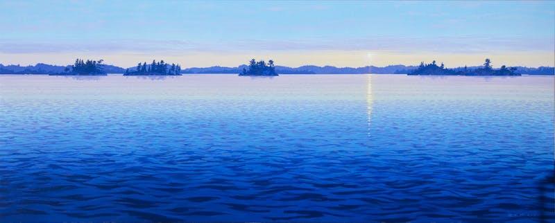 Morning Light, Lake of the Woods Image 1