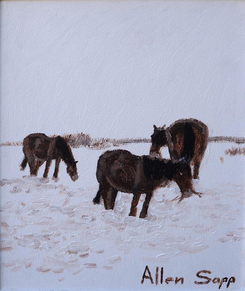 Winter Feeding Image 1