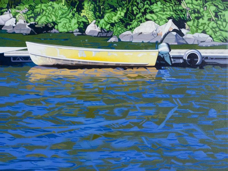 Lund At Lake Brereton