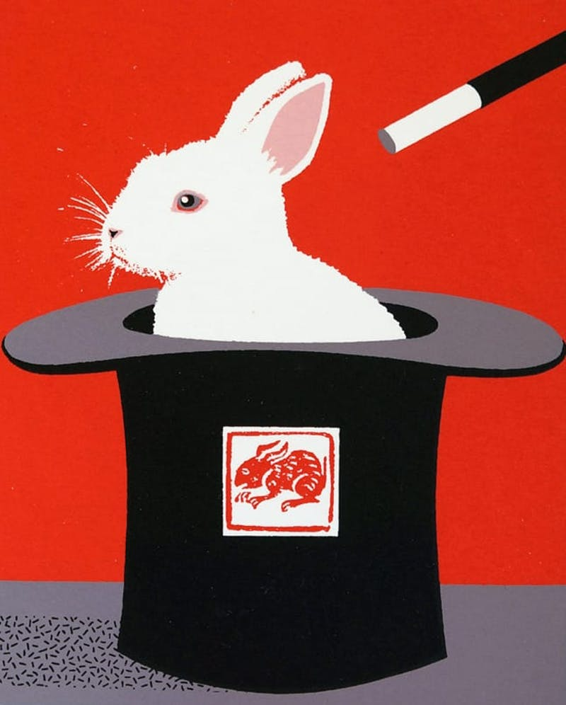 Year of the Rabbit 5/75 Image 1