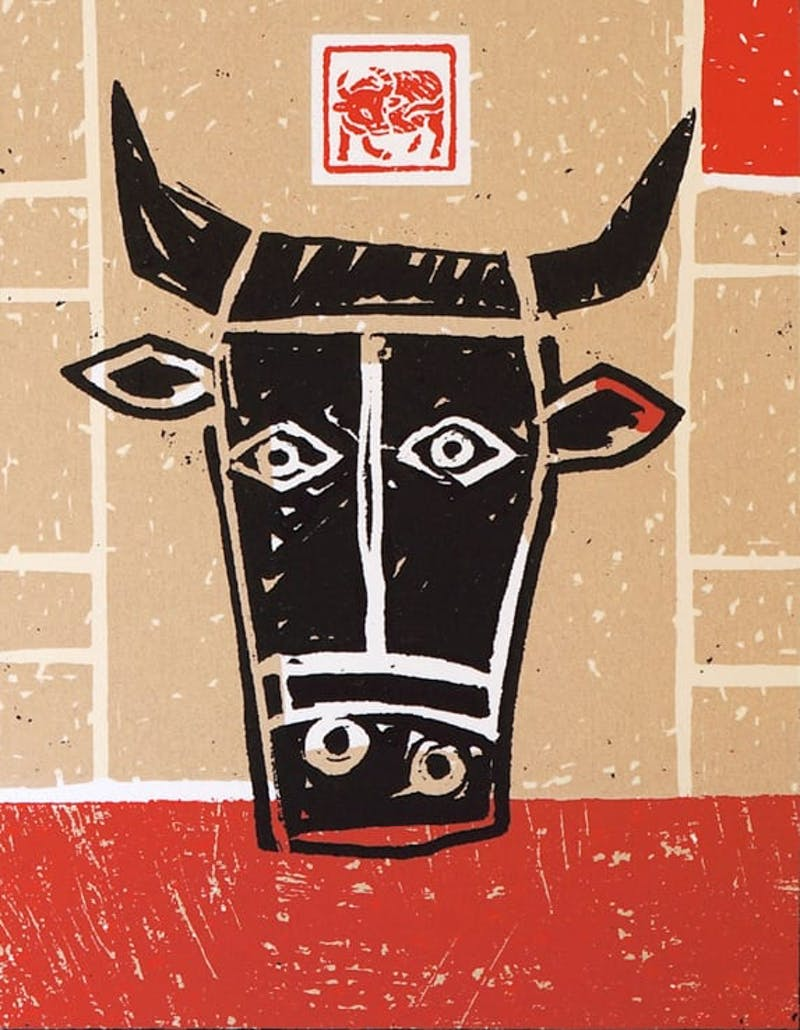 Year of the Ox 8/80 Image 1