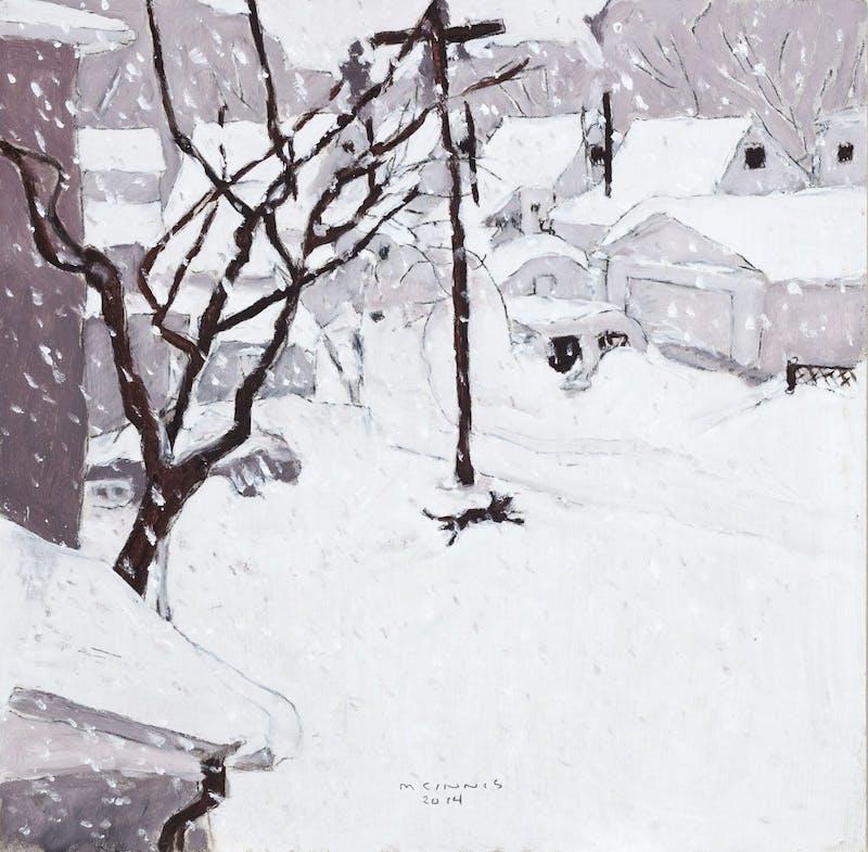 The City, Mid Winter